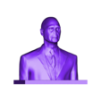 Voldemort_Figurine.stl Download OBJ file Voldemort Bust • 3D printing model, Ben_M