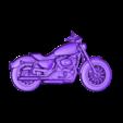 B185.stl Download free STL file Motorcycle • 3D printing object, stl3dmodel