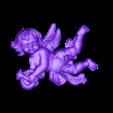 B172.stl Download free STL file Angel • 3D printing design, stl3dmodel