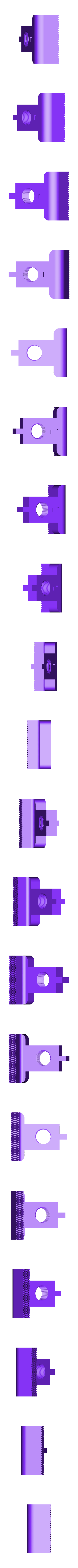 leftClamp.stl Télécharger fichier STL gratuit Oldie Vice • Design pour impression 3D, AnsonB