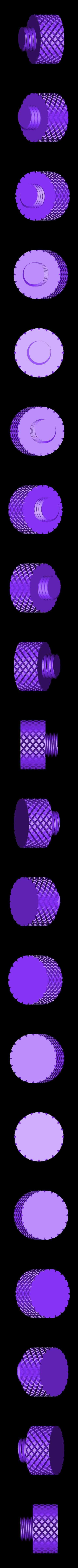 threadEnd.stl Télécharger fichier STL gratuit Oldie Vice • Design pour impression 3D, AnsonB