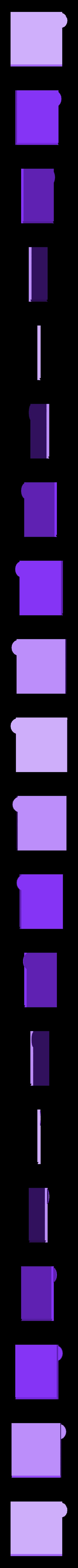 Small_Outer_Wall.stl Télécharger fichier STL gratuit Boîte Dominion Box • Modèle pour imprimante 3D, gthanatos