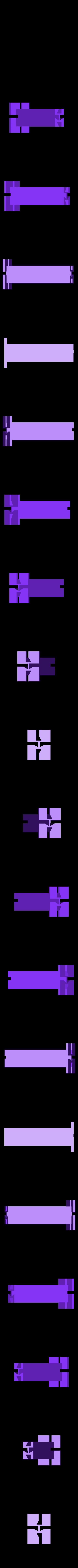Vertical_Joint.stl Télécharger fichier STL gratuit Boîte Dominion Box • Modèle pour imprimante 3D, gthanatos