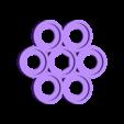 Formula_P3_tray_-_2.stl Télécharger fichier STL gratuit Carrousel de peinture Formula P3 • Objet imprimable en 3D, gthanatos