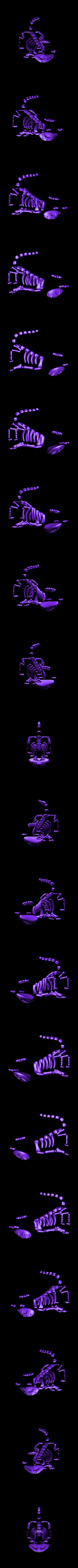 SugarCat_Opt1_Multi2.stl Download free STL file Sugar Cat • 3D printer design, mag-net