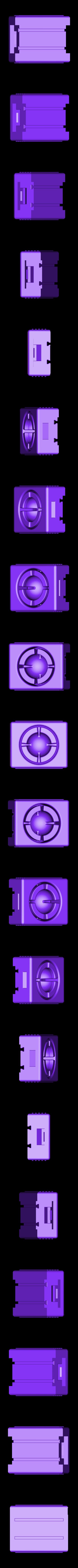 bottom.STL Download free STL file 1/4-20 Adapter for Articulating Camera Mount for Prusa MK3 • 3D printable model, sneaks