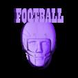 P105a.STL Download STL file Set American Football • 3D printable model, 3dmodelsByVadim