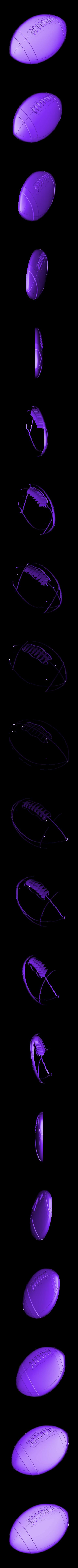 P105c.STL Download STL file Set American Football • 3D printable model, 3dmodelsByVadim