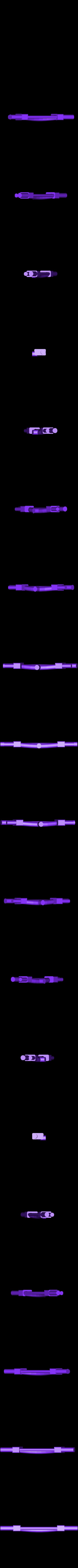 quad-stuur.stl Download free STL file quad bombardier DS 650 • 3D printer object, jasperbaudoin