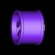 quad-velg.stl Download free STL file quad bombardier DS 650 • 3D printer object, jasperbaudoin