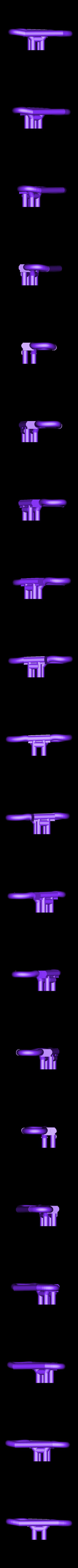 quad-rail.stl Download free STL file quad bombardier DS 650 • 3D printer object, jasperbaudoin