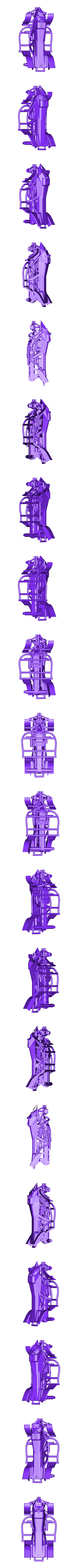 quad-body.stl Download free STL file quad bombardier DS 650 • 3D printer object, jasperbaudoin