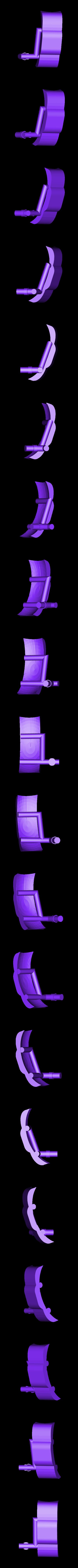 kappen- spatkap-wiel-R.stl Download free STL file quad (custom) • 3D printing design, jasperbaudoin