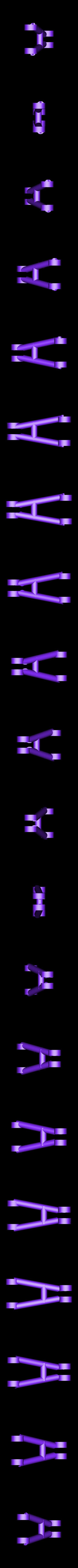 vork boven.stl Download free STL file quad (custom) • 3D printing design, jasperbaudoin