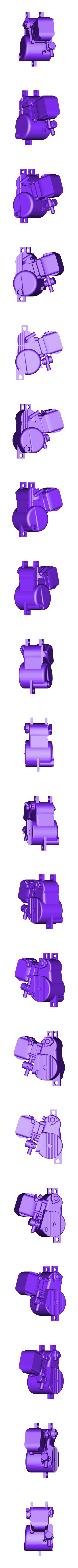 moter.stl Download free STL file quad (custom) • 3D printing design, jasperbaudoin
