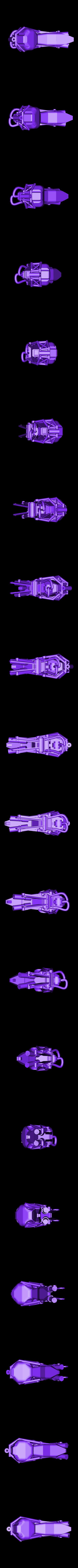 ducati body.stl Download free STL file ducati monster 696 • Object to 3D print, jasperbaudoin