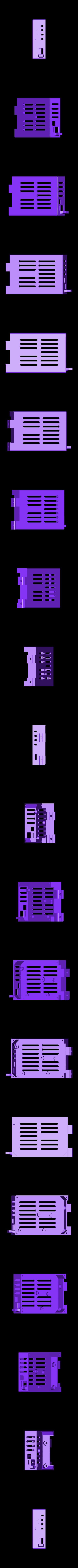 caixa_board_2.stl Download free STL file CR-10 or Mini to Prusa i3 conversion kit • 3D print design, aerofred