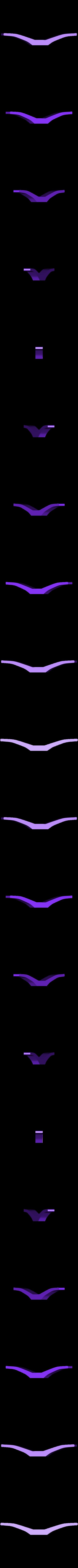 Tie Down Clip for Blinds v3.stl Download free STL file Window Blind Cord Tie-Down / Cord Winder • Model to 3D print, ProfessorFalken