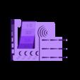 """ksr_fdmtest_v4-remixLadnik.STL Télécharger fichier STL gratuit Remixer le test de modèle """"kickstarter-autodesk-3d-master"""" qui élimine les difficultés inutiles en réalisant le test . • Design imprimable en 3D, 3DLadnik"""