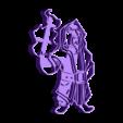 ClashRoyale-Mago.stl Download STL file Clash Royale Mago Cookie Cutter • 3D print model, diegox484