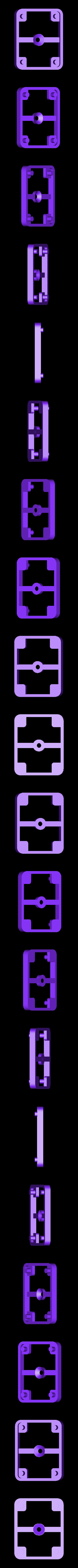relay_holder_a.stl Télécharger fichier STL gratuit Plaque de montage pour le module relais Arduino • Plan à imprimer en 3D, glassy