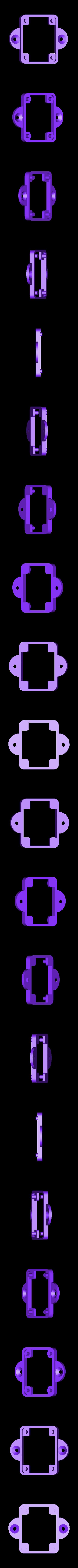 relay_holder.stl Télécharger fichier STL gratuit Plaque de montage pour le module relais Arduino • Plan à imprimer en 3D, glassy