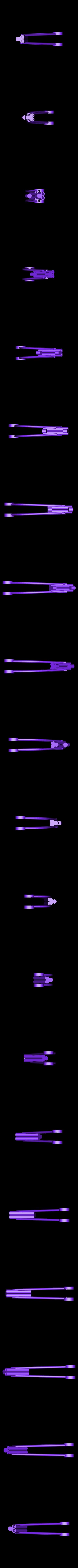 new_voorvork.stl Download free STL file bicycle lowglider model • 3D printable template, jasperbaudoin