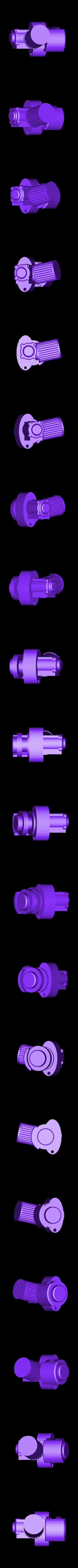 luchtfilter.stl Download free STL file trick (custom) • 3D printer model, jasperbaudoin