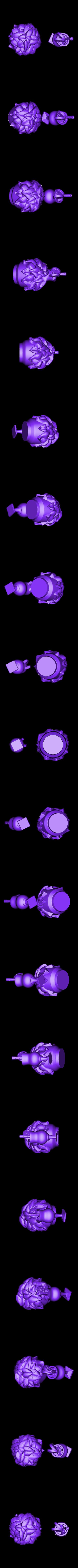 MP_Klint_Accessories_.stl Download free STL file Klint the Chameleon • 3D printing design, MagicEddy