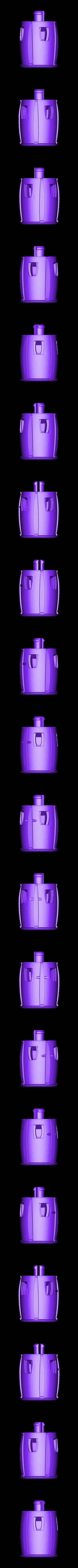 StarWalker_middle2.obj Download free OBJ file The StarWalker • 3D print design, AlbertThePrintingMachine