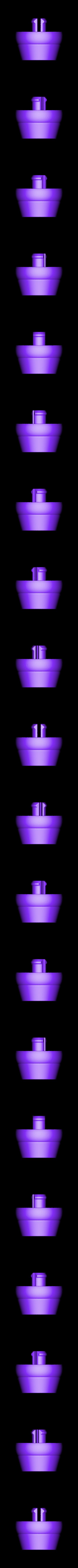 StarWalker_bottom.obj Download free OBJ file The StarWalker • 3D print design, AlbertThePrintingMachine