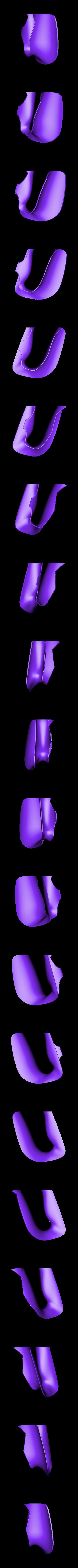 Blender_Handle_overmold.STL Download free STL file Hand Mixer • 3D printable design, alterboy987