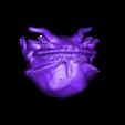 Mamoussss.stl Download free STL file monster devil ball devil • 3D printing design, ericmicek