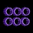 Treads.stl Download free STL file Mars Rover • 3D printer model, RaymondDeLuca