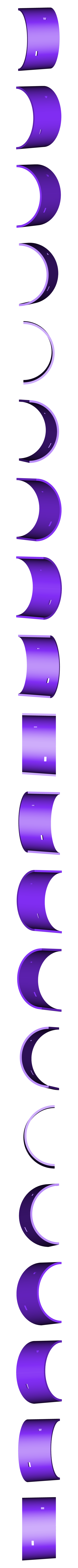 Boiler_Section_1_-_SCALED_Part_3b-.STL Download free STL file 4-8-8-4 Big Boy Locomotive • 3D printer object, RaymondDeLuca