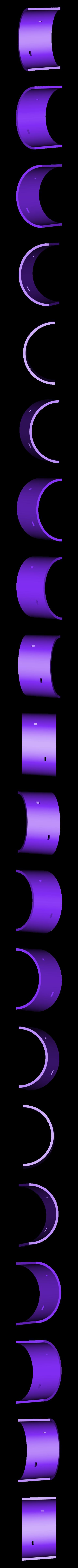 Boiler_Section_1_-_SCALED_Part_4b-.STL Download free STL file 4-8-8-4 Big Boy Locomotive • 3D printer object, RaymondDeLuca