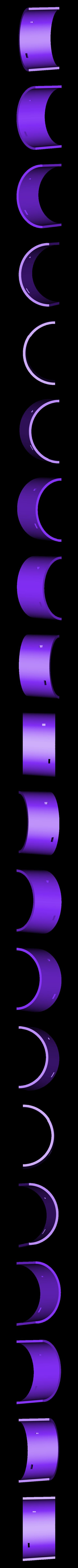 Boiler_Section_1_-_SCALED_Part_4a-.STL Download free STL file 4-8-8-4 Big Boy Locomotive • 3D printer object, RaymondDeLuca