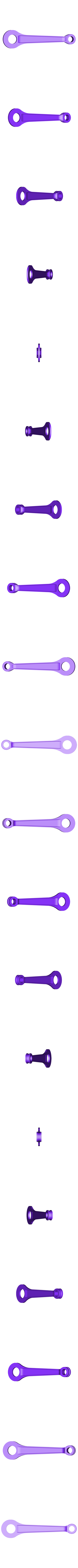 Back_Rod.STL Download free STL file 4-8-8-4 Big Boy Locomotive • 3D printer object, RaymondDeLuca