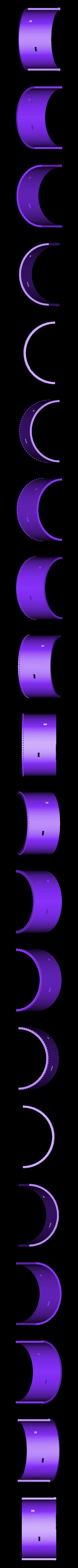 Boiler_Section_3-_SCALED_Part_2.STL Download free STL file 4-8-8-4 Big Boy Locomotive • 3D printer object, RaymondDeLuca