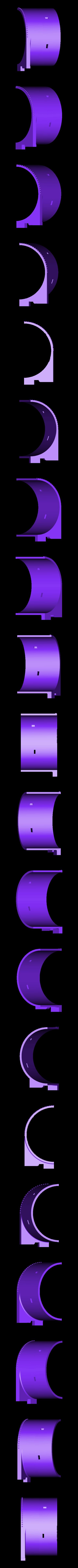 Boiler_Section_3-_SCALED_Part_3.STL Download free STL file 4-8-8-4 Big Boy Locomotive • 3D printer object, RaymondDeLuca