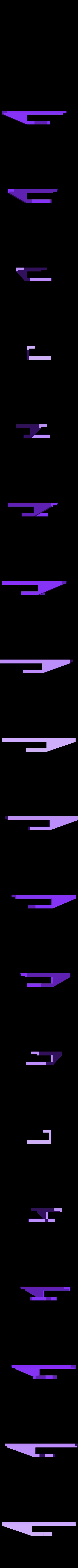 Cab_Support_-_Left-_SCALED.STL Download free STL file 4-8-8-4 Big Boy Locomotive • 3D printer object, RaymondDeLuca
