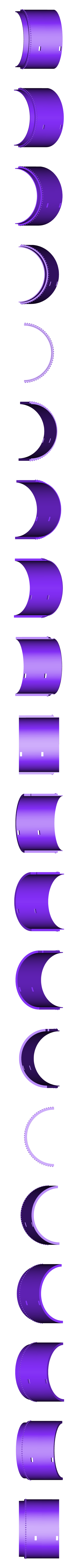 Boiler_Section_2_-_SCALED_Part_3.STL Download free STL file 4-8-8-4 Big Boy Locomotive • 3D printer object, RaymondDeLuca