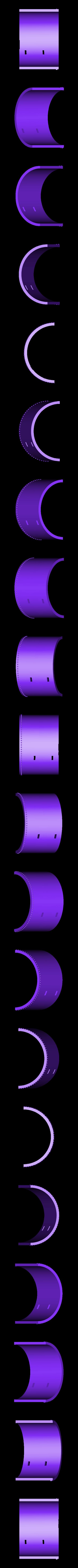 Boiler_Section_2_-_SCALED_Part_2.STL Download free STL file 4-8-8-4 Big Boy Locomotive • 3D printer object, RaymondDeLuca