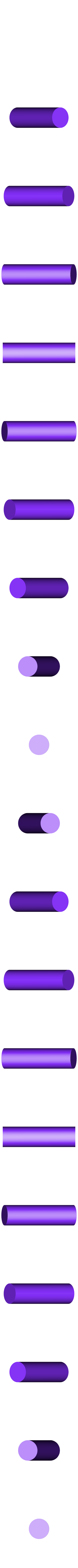 crosshead_pin_-_small.STL Download free STL file 4-8-8-4 Big Boy Locomotive • 3D printer object, RaymondDeLuca