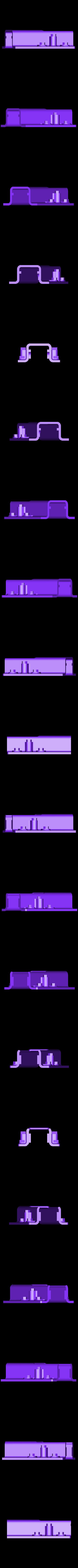 Crosshead_Guild_Lower_Support.STL Download free STL file 4-8-8-4 Big Boy Locomotive • 3D printer object, RaymondDeLuca