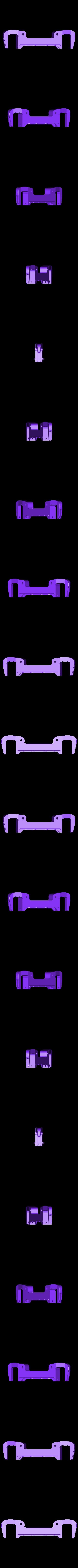 Engine_Truck_Side_Frame.STL Download free STL file 4-8-8-4 Big Boy Locomotive • 3D printer object, RaymondDeLuca