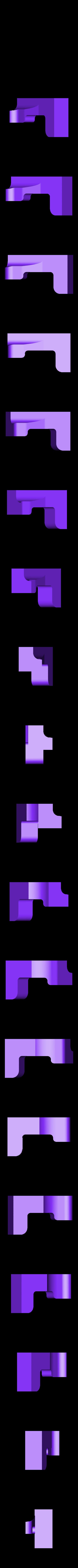 Front_Engine_-_Part_6-arm_1.STL Download free STL file 4-8-8-4 Big Boy Locomotive • 3D printer object, RaymondDeLuca