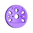 Drive_Wheel_-_Intermediate.STL Download free STL file 4-8-8-4 Big Boy Locomotive • 3D printer object, RaymondDeLuca