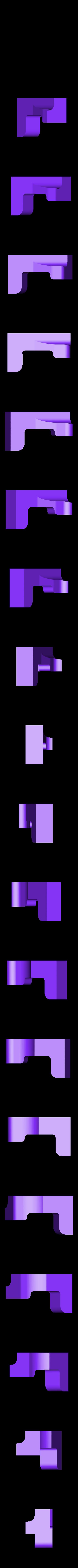 Front_Engine_-_Part_6-arm_4.STL Download free STL file 4-8-8-4 Big Boy Locomotive • 3D printer object, RaymondDeLuca