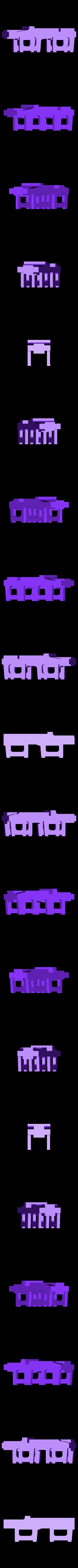 Front_Engine_-_Part_6.STL Download free STL file 4-8-8-4 Big Boy Locomotive • 3D printer object, RaymondDeLuca